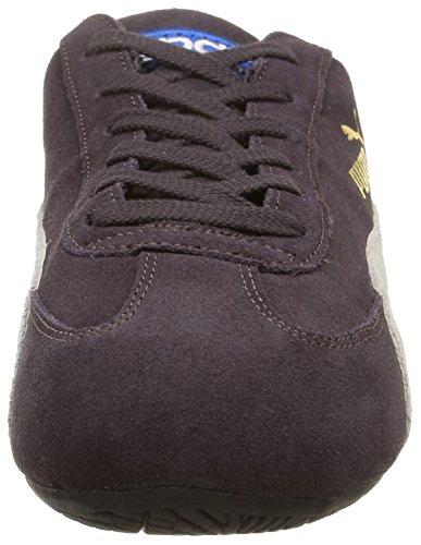 Puma Speed Cat Sparco Herren Sneaker Violett - Violet (04 Brown)