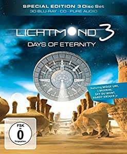 Days Of Eternity Special Edition - Lichtmond 3 (3D Blu-Ray + CD + Pure Audio Blu-Ray)