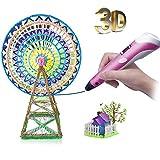 3D Pen for Kids Adults Printing Pen Set 3D Drawing Pen Compatible
