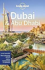 Dubai & Abu Dhabi - 9ed - Anglais de LONELY PLANET