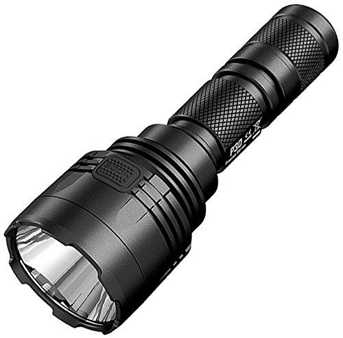 NiteCore P30Taschenlampe Unisex Erwachsene, schwarz