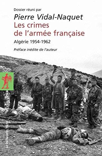 Les crimes de l'armée française