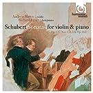 Schubert: Sonatas for Violin & Piano Op. 137 Nos. 1, 2, 3 & Op. 162