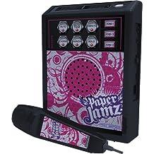 Paper Jamz Pro Series 6422 - Micrófono y amplificador con efectos de sonido, color rosa