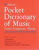 Alfred's Pocket Dictionary of Music - Best Reviews Guide