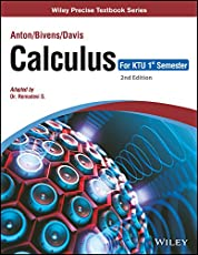 Anton/Bivens/Davis Calculus for KTU 1st Semester