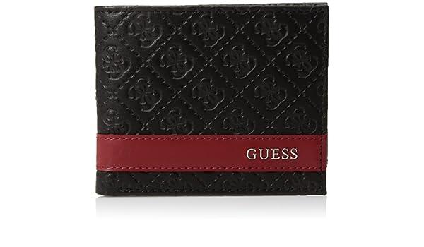 Guess Mens Mesa Id Bi-Fold Wallet