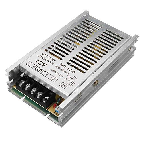 Tutoy 12V 0.9 A Wiederaufladbares Batterieladegerät Für Diesel Generator Motor Netzteil