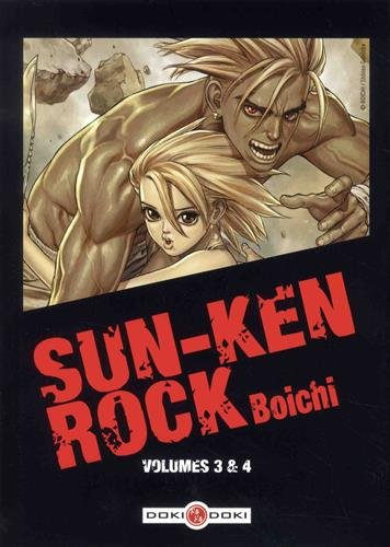 Sun-Ken Rock Edition écrin Tomes 3 & 4