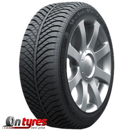 Goodyear vector 4 seasons g2 175/65r14 82t pneumatici tutte stagioni