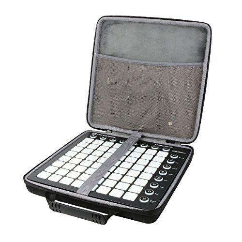 Hart Reise Schutz Hülle Etui Tasche für Novation Launchpad MK2 Ableton Live Controller von co2CREA (Tasche für Launchpad MK2) - Low-taschen
