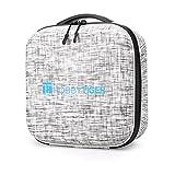 "HOBBYTIGER Portable Carrying Case for DJI Mavic Pro Storage Bag (10.8"" x 10.6"" x 4.3"")"