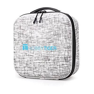 "HOBBYTIGER Portable Carrying Case for DJI Mavic Pro Storage Bag (10.8"" x 10.6"" x 4.3"")"