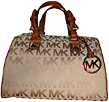 Michael Kors Grayson Medium Signature Satchel