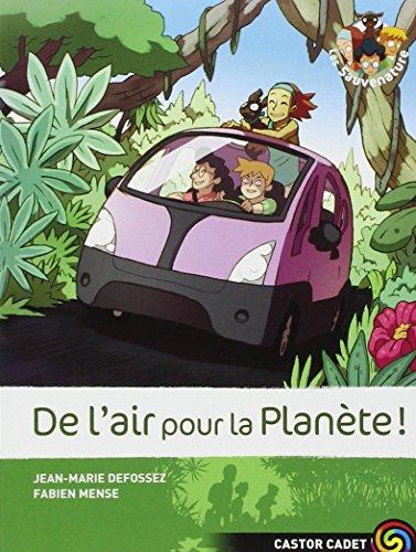 Pack 6ex de l'Air pour Planete -