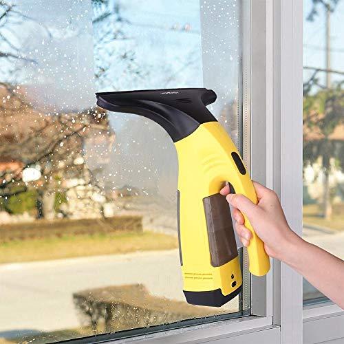 Mimir-T Fenster-Staubsauger-Set mit Einem Griff und Einer Waschmaschine zum Reinigen