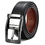 VICSPORT Cinturón negro para hombres...