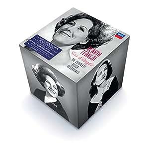 """Renata Tebaldi - """"Voce d'Angelo"""" (Coffret 66CD - Tirage Limité )"""