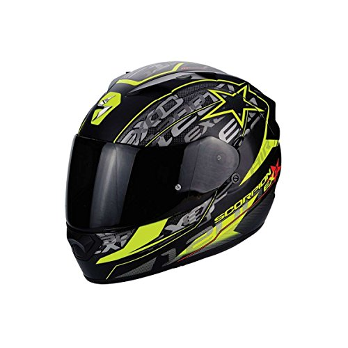 Scorpion - Casco para Moto EXO-1200 AIR Solis