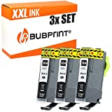 3 Bubprint Druckerpatronen kompatibel für HP 364 XL 364XL für DeskJet 3070A 3520 OfficeJet 4620 4622 PhotoSmart 5510 5520 5524 6510 6520 7510 7520 B109-a B110 B110a C310a Schwarz