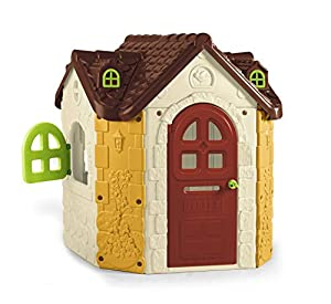 FEBER -  Casita infantil para el jardín, Fancy House (Famosa 800010962)