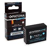 Platinum Bateria NP-W126 para Fuji FinePix X-Pro 1 | HS30 EXR | HS30EXR | HS-30EXR | HS33 EXR | HS33EXR | HS-33EXR