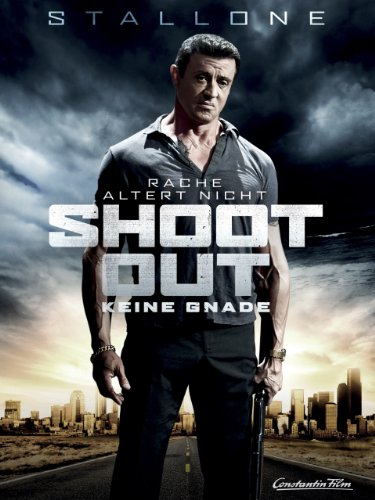 Shootout - Keine Gnade Cover