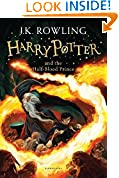 #5: Harry Potter and the Half Blood Prince