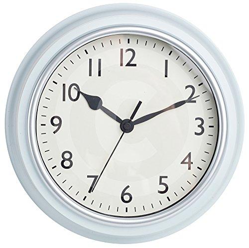 Gardman Miller-Uhr, weiß, 36x7x36 cm, 17219