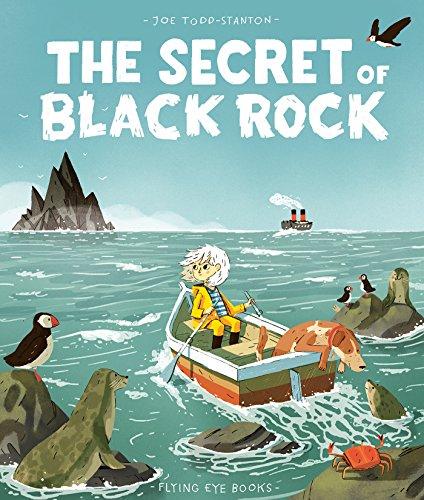 The Secret of Black Rock por Joe Todd-Stanton