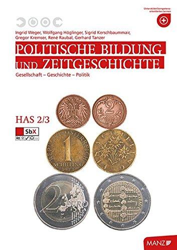 Politische Bildung & Zeitgeschichte HAS 2/3 neuer LP: Politische Bildung und Zeitgeschichte für HAS