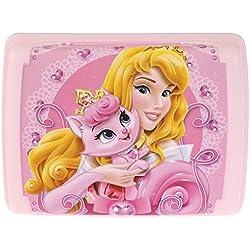 Home Disney Princess e Pet Porta Pranzo, Rosa, 17 x 13 cm 6.5 h