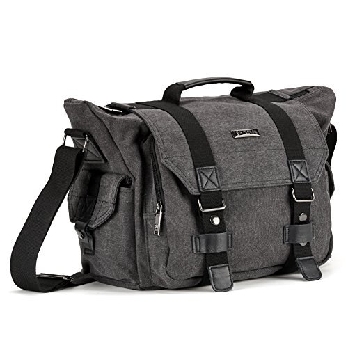 evecase-premium-large-canvas-messenger-dslr-digital-camera-travel-bag-w-rain-cover-tablet-laptop-com