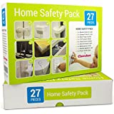 Cheraboo Toddler Home Kit de sécurité - Meilleur protection enfant Lot verrous...
