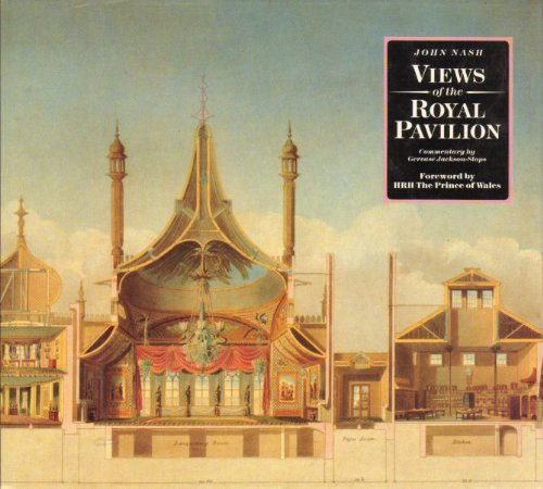 Views of the Royal Pavilion by Gervase Jackson-Stops (1991-10-17)