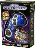 Sega Genesis Radica Plug and Play 6 Games-In-One