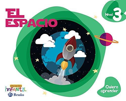 Quiero aprender Nivel 3 El espacio - 9788469613870