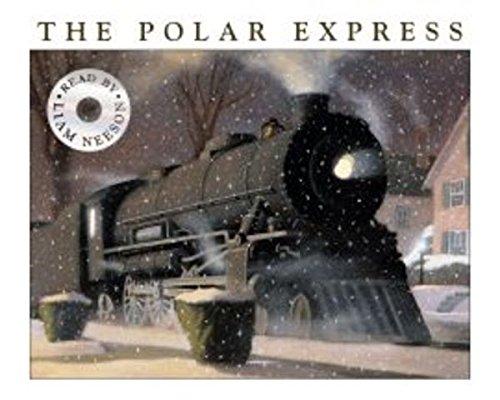 Book cover for The Polar Express