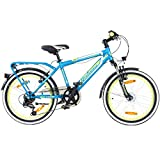20 Zoll MTB Jugendfahrrad Galano Adrenalin Kinderfahrrad Mountainbike