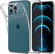 ROUCH Compatible with New iPhone 12/iPhone 12 Pro/iPhone 12 Pro Max Case, Shockproof TPU Bumper & Anti-Scr