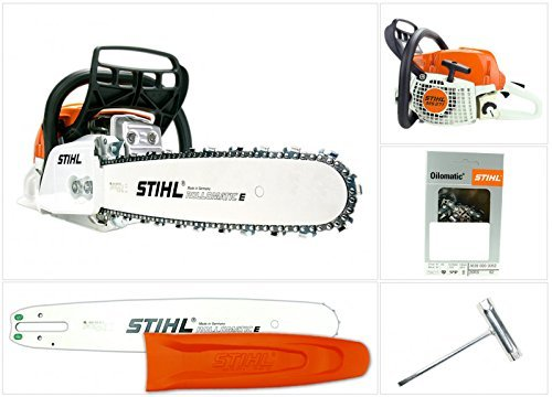 STIHL Kettensäge / Motorsäge MS 271 mit 37cm Schnittlänge + 1,6mm Kette