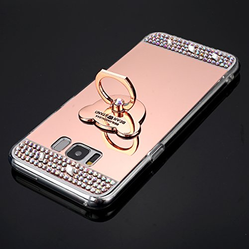 custodia samsung s8 brillantini