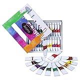 Artina Aquarellfarben Set Colaro 24x12ml Aquarell Farben Künstlerfarben, Farb-Set für Hobby-Künstler & Malprofis