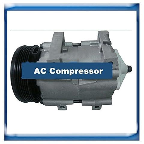 Gowe AC Compresseur pour FS10AC Compresseur pour Ford Explorer f77h19d629ca f77z19703ab f4dz19703a