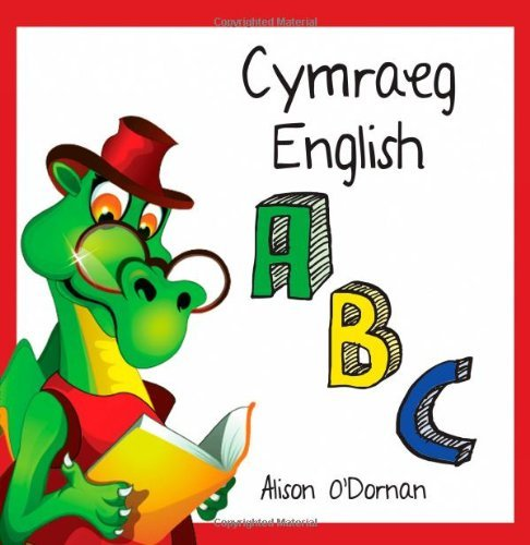 ABC Cymraeg English by Alison O'Dornan (2011-09-15)