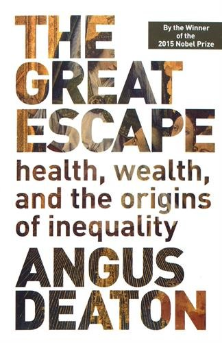 The Great Escape: Health, Wealth, and the Origins of Inequality por Angus Deaton