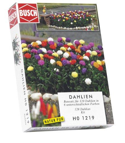 Busch 1219 - Dahlien