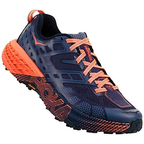 Bild von Hoka One One Speedgoat 2 Running Shoes Women Marlin/Blue Ribbon 2018 Laufsport Schuhe
