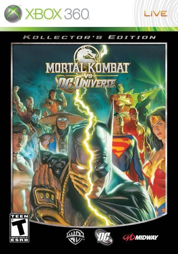 Mortal Kombat VS DC Universe Collector's Edition -Xbox 360 by Midway (Dc Universe-spiele Für Xbox 360)