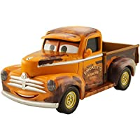 Cars 3-DXV37 Coche Smokey, (Mattel Spain DXV37)